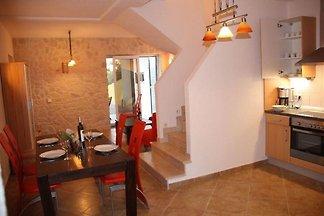 Luxuriöses Ferienhaus in Novigrad mit private...