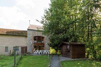 Traditionelles Ferienhaus mit Aussicht in...