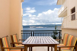 Luxuriöses Apartment in Dalmatien nahe dem...