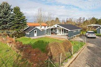 Ferienhaus in Jütland mit Terrasse