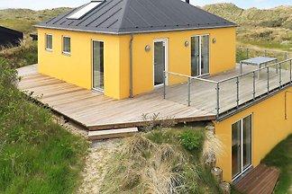 Luxus-Ferienhaus in Brovst mit Innen- und...