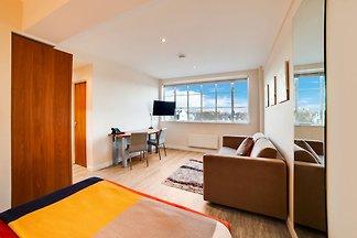 Schöne Wohnung in London mit Sauna