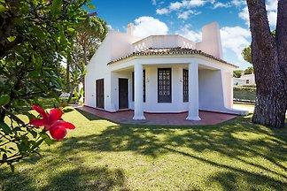 Herrliche Villa mit privatem Pool, Blick auf ...
