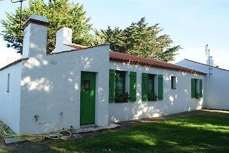 Gemütliches Ferienhaus in Saint-Gervais in...