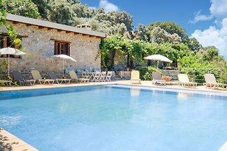 Villa in der Nähe von Paleochora mit Meer- un...