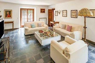 Freistehende Villa in Ansedonia mit Meerblick
