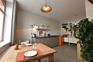 Idyllisches Apartment in Ypern mit privater...
