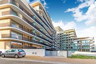 Elegante Wohnung in Oostende mit Pool