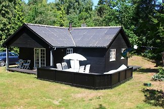 Gemütliches Ferienhaus in Nexø mit überdachte...