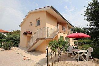 Modernes Appartement in Šilo mit Balkon