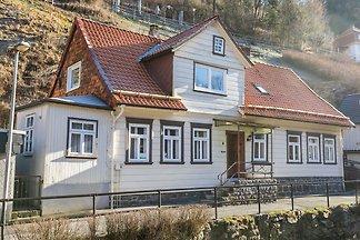 Freistehendes Ferienhaus in Wildemann im Harz...