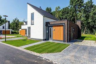 Moderne und stilvolle Villa mit offenem Kamin...
