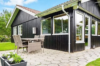 Wunderschönes Ferienhaus in Thyholm mit...