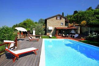 Spektakuläre Villa in Castiglion Fiorentino m...