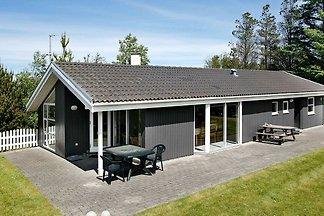 Modernes Ferienhaus in Fjerritslev mit...