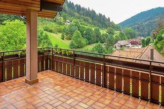 Gemütliche Wohnung in Bad Rippoldsau mit...
