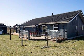Traditionelles Ferienhaus in Brovst mit...