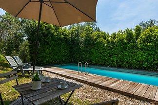 Spettacolare casa vacanze con piscina privata...