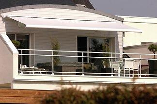 Moderne Ferienwohnung in Strandnähe in Benode...