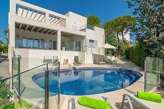 CALA LLONGA - Ferienhaus für 6 Personen in Ca...