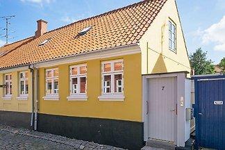 Modernes Ferienhaus in Bornholm mit Grill
