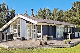 Luxuriöses Ferienhaus in Jerup mit Whirlpool ...