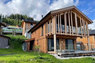 Luxus Suite an Hauser Kaibling mit Jacuzzi