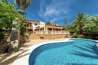 Idyllische Villa in Son Servera mit...
