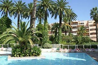 Schönes Apartment 300 m vom Strand von Golfe-...
