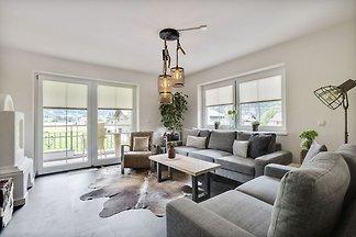 Penthouse voor 6 personen ('s winters gebruik...