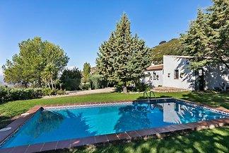 Modernes Cottage in La Joya mit eigenem Pool