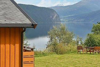 4 Sterne Ferienhaus in Utvik