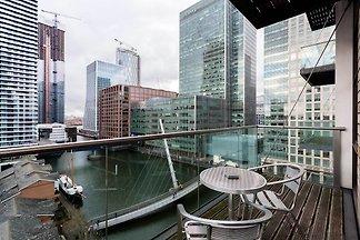 Riverfront Apartment in London vicino a Museu...