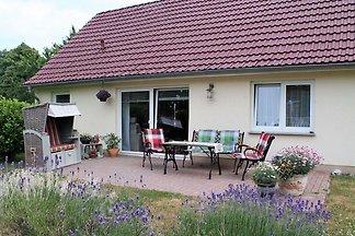 Gemütliches Ferienhaus in Hohenkirchen nahe d...