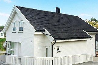 4 Sterne Ferienhaus in Auklandshamn