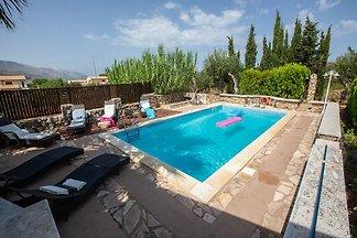 Traumhafte Villa in Castellammare del Golfo m...