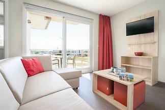 Modernes Appartement mit Geschirrspüler in...