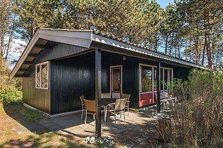 Vintage Ferienhaus in Jütland mit Terrasse