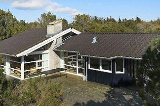 Modernes Ferienhaus in Ålbæk mit Whirlpool
