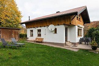 Das Ferienhaus im Thüringen Wald mit Flieseno...