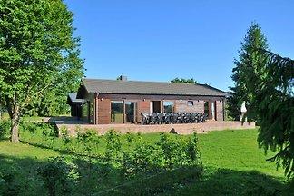 Gemütliches Ferienhaus in Houyet mit Sauna