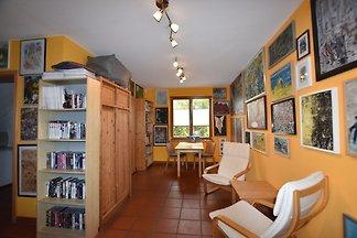 Modernes 1-Zimmer-Strandapartment in Nienhage...
