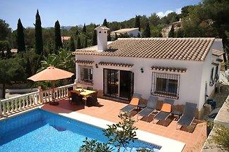 Luxuriöse Villa in Benissa mit Swimmingpool