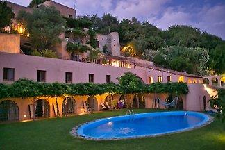 Vintage-Landhaus in Capo Vaticano mit...