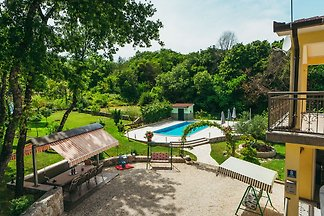 Charmantes Ferienhaus in Grubine mit Pool