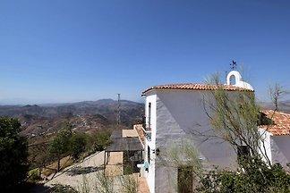 Charmantes Ferienhaus in Malaga mit privatem...