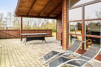 Modernes Ferienhaus in Fjerritslev (Dänemark)