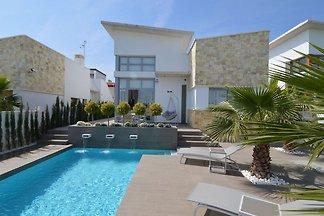 Moderne Villa in Ciudad Quesada mit eigenem...