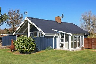 Spacious Holiday Home in Funen with Roofed...