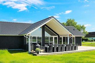 5 Sterne Ferienhaus in Hadsund